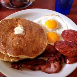 Cafe Haleiwa Breakfast Menu
