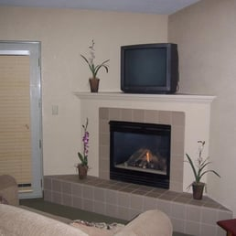Yes folks, its a fireplace.