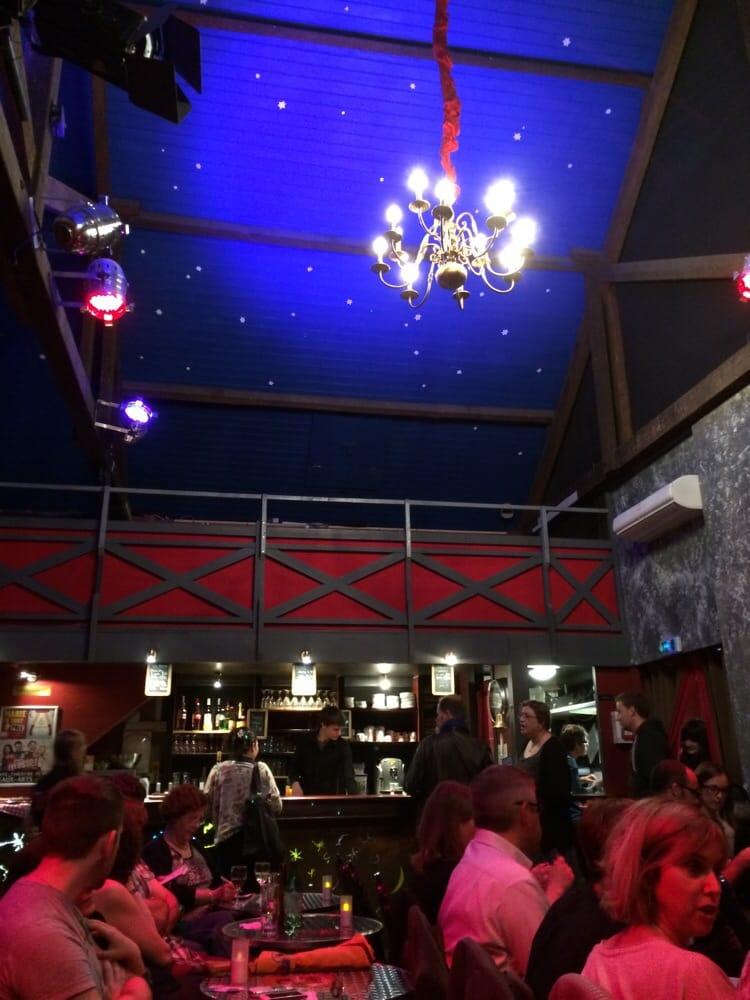 Cafe Theatre Rue Des Capucins