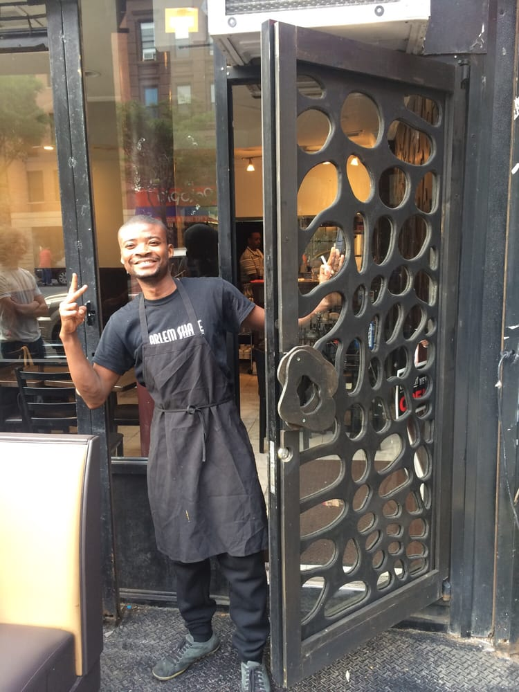 Safari restaurant nyc african harlem new york ny for African cuisine nyc