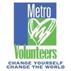 Metro Volunteers logo