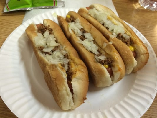 Nick S Coney Island Hot Dogs