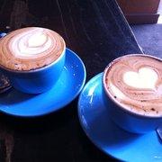 Cappuccino love!