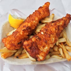 Chung's Fish And Chips & Seafood Restaurant - Delta, BC, Canada