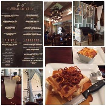 Fancys Southern Cafe Breakfast