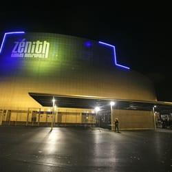 Le Zénith Nantes Métropole - Saint-Herblain, Loire-Atlantique, France. Le Zénith de Nantes Métropole