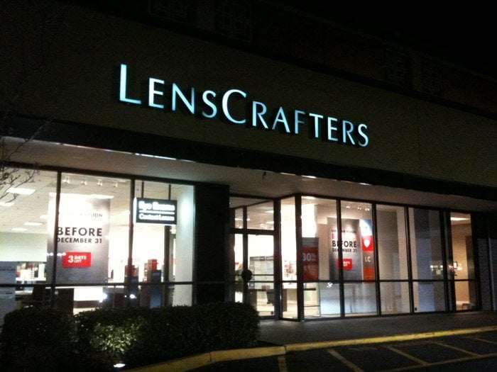 Your local LensCrafters is the best place to buy eyeglasses and sunglasses, offering the widest selection of the latest trends in eyewear from leading designer brands as well as eye exams near you from Independent Doctors of Optometry at or next to LensCrafters in most states.