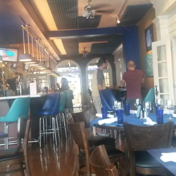 The Blue Fish Restaurant And Oyster Bar Seafood