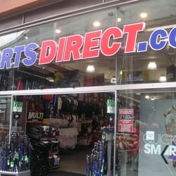 Sports Direct, Liverpool, Merseyside