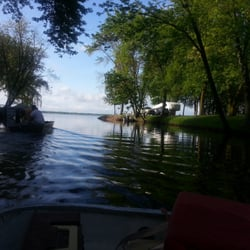Blue top resort campground hotels fremont wi for Wolf river fremont fishing report