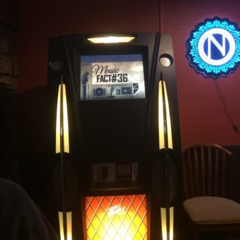Red Onion Grill - Jukebox - Lake Almanor, CA, Vereinigte Staaten