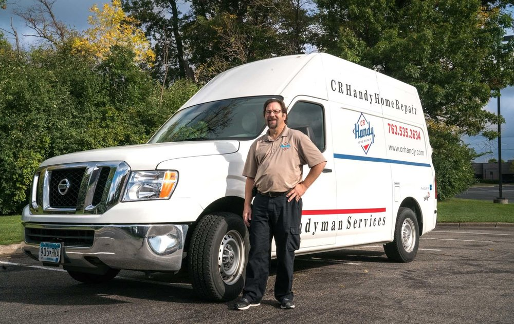 Cr Handy Home Repair Fix  Team