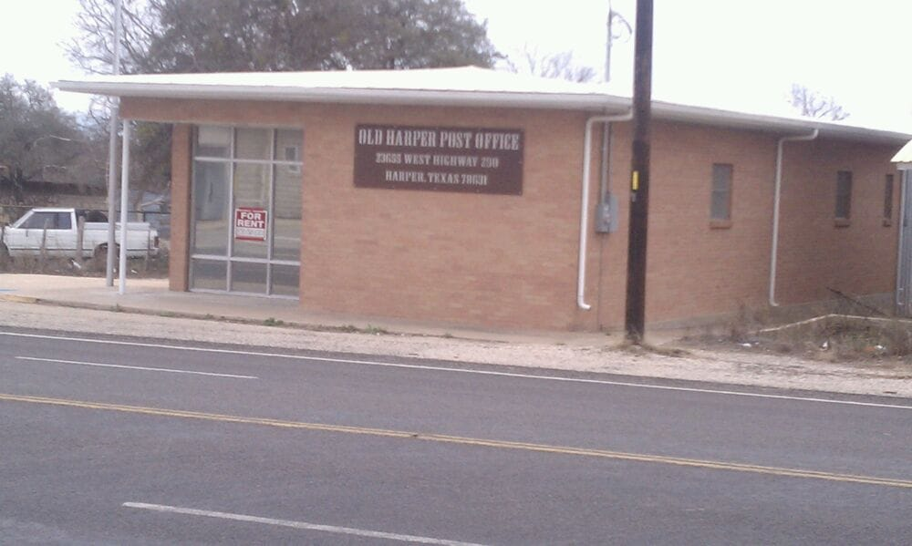 Post (TX) United States  city photos gallery : United States Post Office Post Offices Harper, TX, United States ...