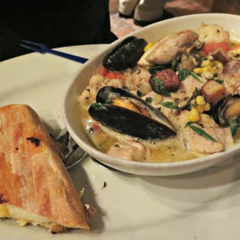 Stinkys fish camp seafood stew for Stinkys fish camp