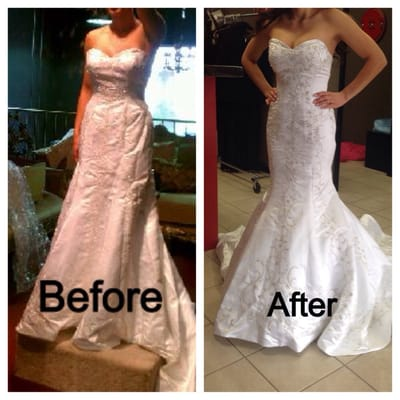 wedding dress alterations los angeles ca 5