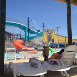 Adventure Landing And Shipwreck Island Water Park