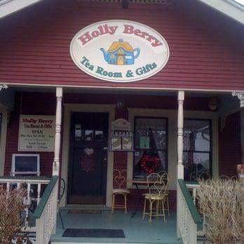 Holly Berry Tea Room League City Tx