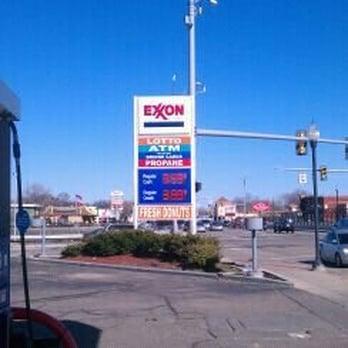 Exxon - Gas & Service Stations - 160 W 9 Mile Rd, Hazel ...