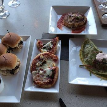 ... , risotto cake, and pesto crepe - Livermore, CA, United States