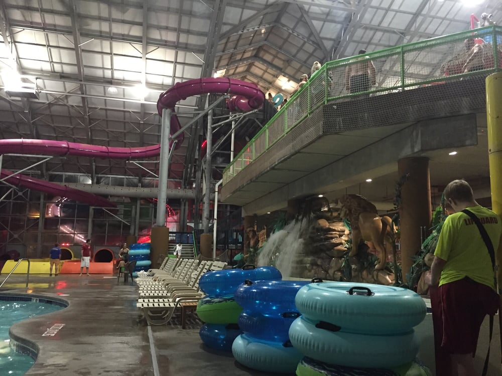 Water Zoo Indoor Water Park 27 Photos Water Parks Clinton Ok Reviews Yelp