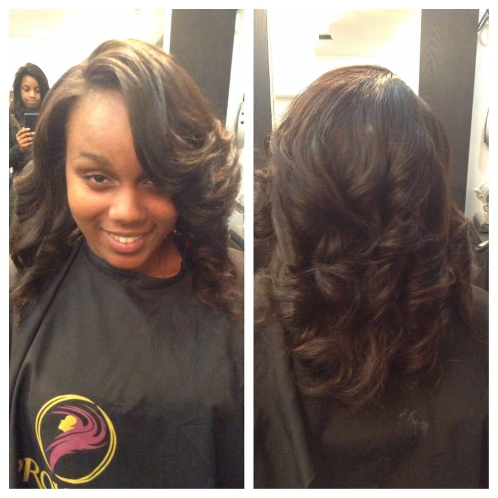 Hair Weave Salon In Brooklyn Black Hair Salon Nyc Sew E Picfo