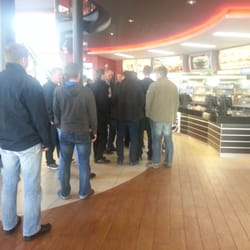 Burger King, Frankfurt am Main, Hessen