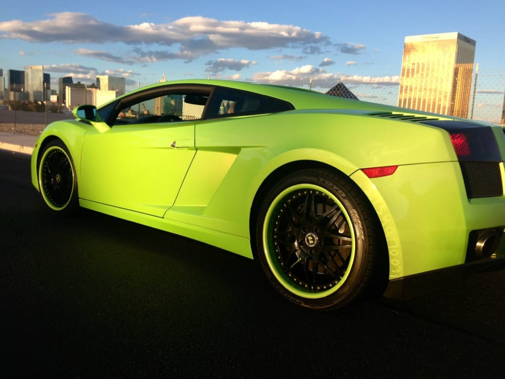 Custom Auto Paint Shops Las Vegas