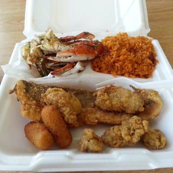 Ravenel fresh seafood 11 photos 10 reviews seafood for Fish market savannah ga