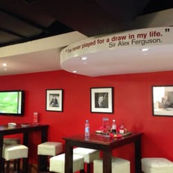 Manchester United Football Club - Old Trafford, Manchester, UK