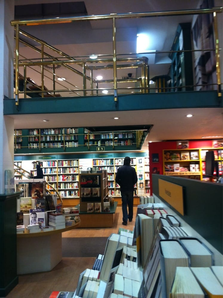 Casa del libro bookstores madrid spain yelp - Casa del libro madrid horario ...