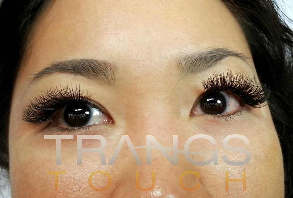 The gallery for --> Mink Eyelash Extensions Asian