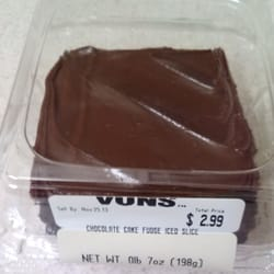 German Chocolate Cake Vons