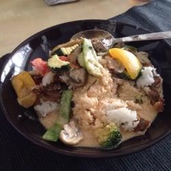 Curry Knusprige Ente