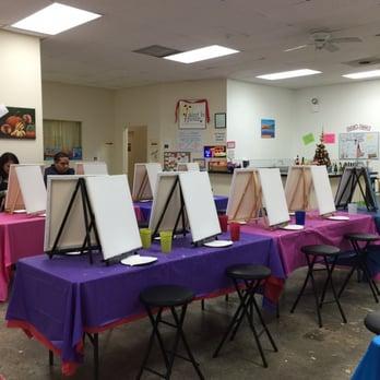 Paint n pour 87 photos 61 reviews paint class for Paint n pour