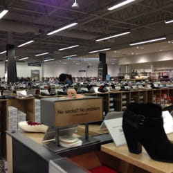 DSW Designer Shoe Warehouse - Edmonton, AB, Canada. Rows and rows of shoes