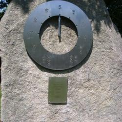 Skulpturenpark in Tennenlohe, Erlangen, Bayern