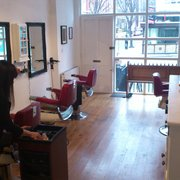 Milners Hairdressers, London
