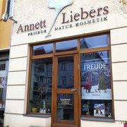 Annett Liebers, Berlin