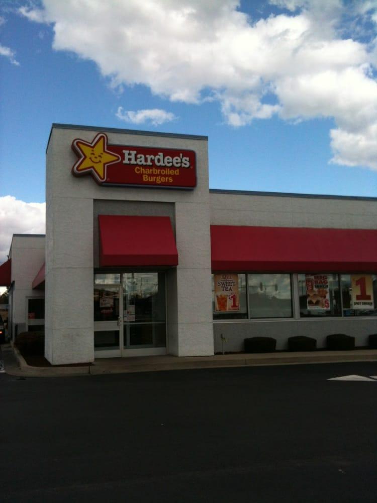 Emporia (KS) United States  city pictures gallery : Hardee's Fast Food 101 Market Dr Emporia, VA, United States ...