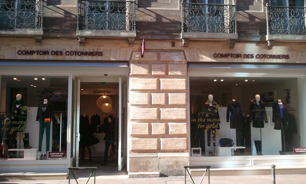 Comptoir des cotonniers shoe stores saint georges toulouse france yelp - Boutiques comptoir des cotonniers ...