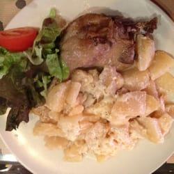 Duck confit with potatoes (a daily…