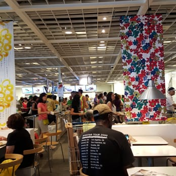 ikea restaurant brooklyn ny united states red hook