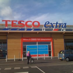 Tesco Extra, Bishop Auckland, Durham