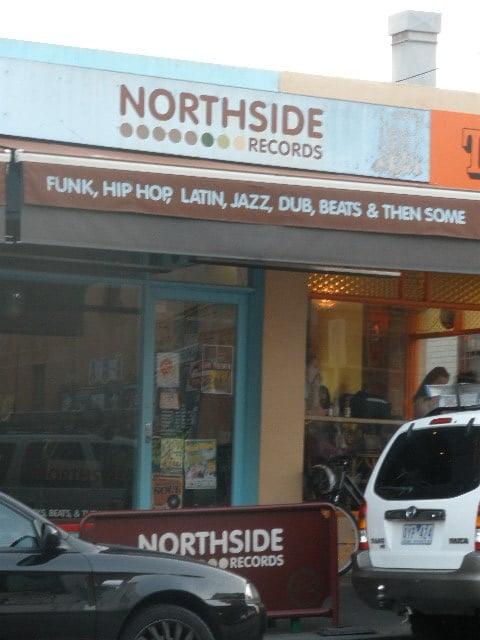northside records vinyl schallplatten fitzroy