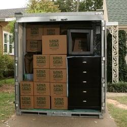 U Haul Rental Collierville Tn U-Pack Moving - Memphis  TN