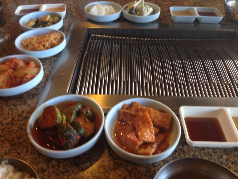 Seoul galbi 133 foto cucina coreana 41925 motor car for Cucina coreana