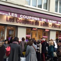Les coupons de saint pierre mercerie et mat riel de couture montmartre - Les coupons de saint pierre paris ...