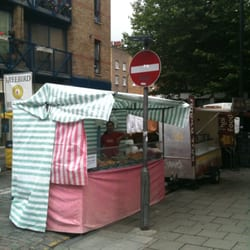 Goodge Place Market, London