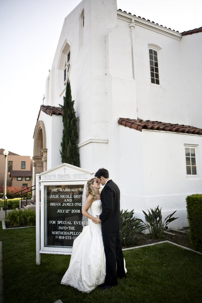 NTC Venues at Liberty Station - San Diego, CA, États-Unis. The North Chapel Weddings