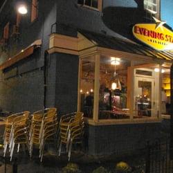 Evening Star Cafe Menu Alexandria Va